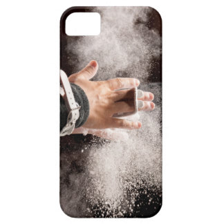 iPhone 5/5S Case, Gymnastics Theme Barely There iPhone 5 Case