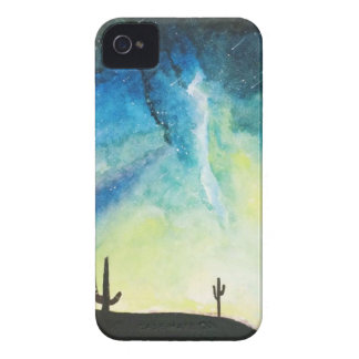 iPhone 5/5s case watercolor sky