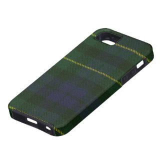 iPhone 5 Campbell of Breadalbane Modern Tartan Case For The iPhone 5