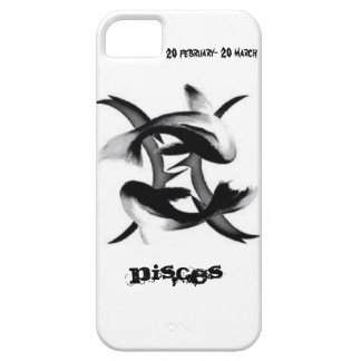 Iphone 5 Case Pisces