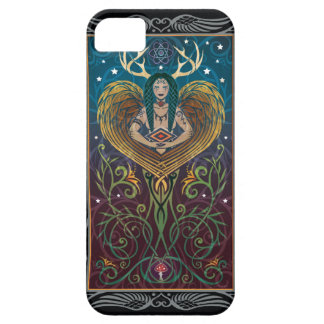 iPhone 5 Case - Shaman by C. McAllister