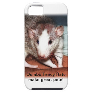 Iphone 5 Dumbo Rat Case
