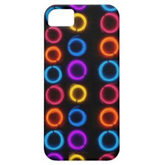 iphone 5 neon rings iPhone 5 cover