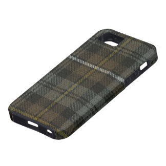 iPhone 5 Vibe Campbell of Argyll Weathered Tartan Tough iPhone 5 Case