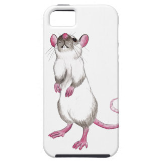 iphone 5 vibe case - Himalayan rat