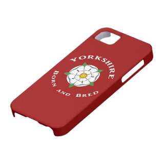 iPhone 5 Yorkshire Born and Bred Case iPhone 5 Cases