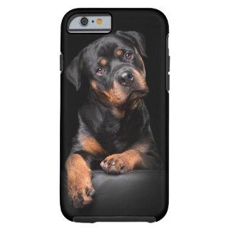 iPhone 6/6s Rottweiler Tough iPhone 6 Case