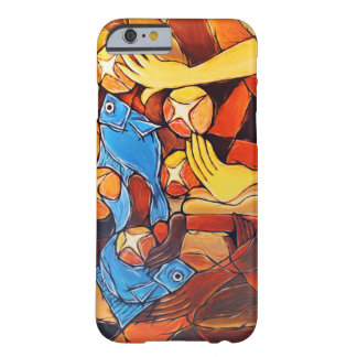 iPhone 6 Case 5 Loaves 2 Fish Barely There iPhone 6 Case