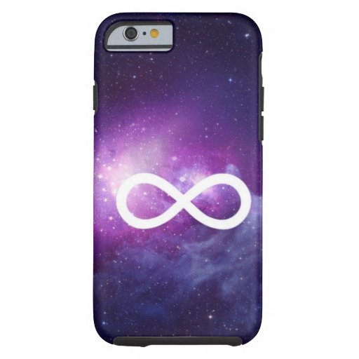 infinity symbol iphone iphone 6 galaxy infinity sign zazzle 9015