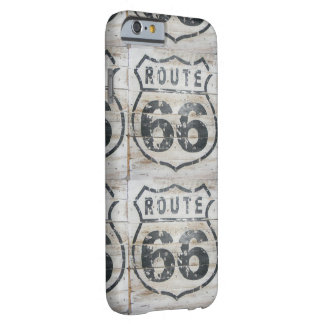 iPhone 6 Case, ROUTE 66 Barely There iPhone 6 Case