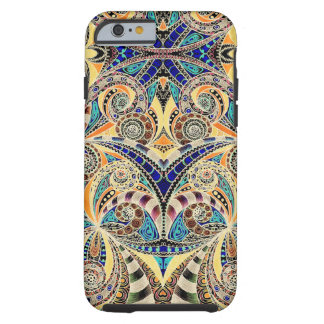 iPhone 6 case Shell Drawing Floral