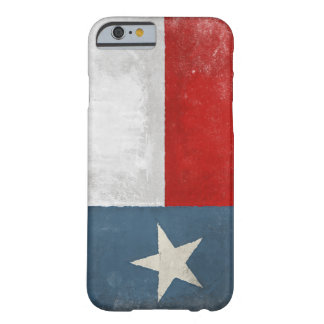 iPhone 6 case with Distressed Vintage Texas Flag