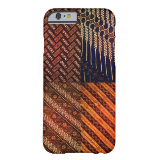 iPhone 6 case with unique batik pattern#101