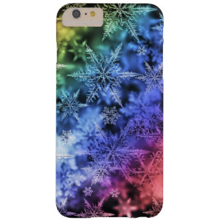 IPhone 6 cases with snowflakes! Barely There iPhone 6 Plus Case