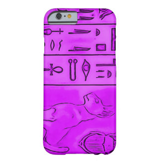 iPhone 6 Egyptian Purple Amethyst Priestess Temple Barely There iPhone 6 Case