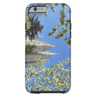 iPhone 6 tough case with Salt lake Temple.