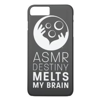 "iPhone 7+/8+ Case - ""ASMR Destiny Melts My Brain"""