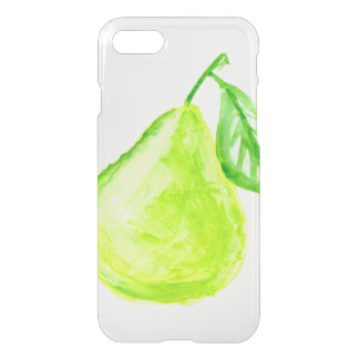 iPhone 7 Clearly™ Deflector Case Pear