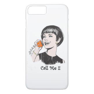iPhone 7 Plus, Barely There, 1960s Retro iPhone 8 Plus/7 Plus Case