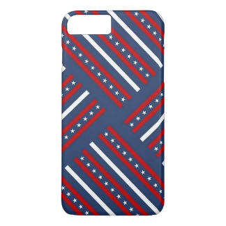 iPhone 7 Plus, Barely There patriotic iPhone 8 Plus/7 Plus Case