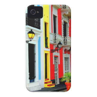 IPHONE case Colorful Old San Juan Puerto Rico