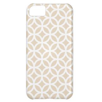 iPhone Case \ Ivory Geometric