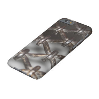 iPhone Case, Lattice Iron Barely There iPhone 6 Case
