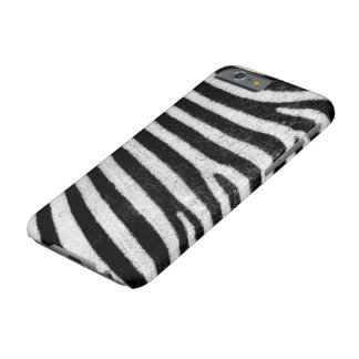 iPhone Case, Zebra texture Barely There iPhone 6 Case