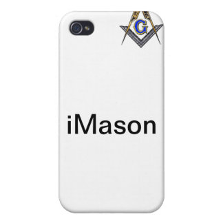 iPhone iMason iPhone 4/4S Cover