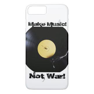 iPhone: Make Music! Not War! iPhone 8 Plus/7 Plus Case