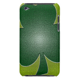 Ipod Shamrock case iPod Touch Cases