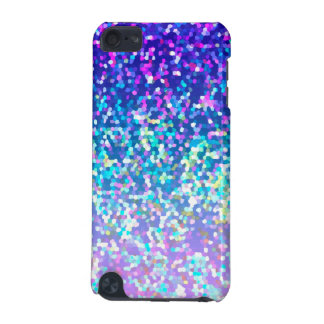 iPod Touch 5g Glitter Graphic iPod Touch (5th Generation) Cover