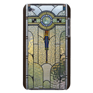 iPod Touch Art Deco Stained Glass Case