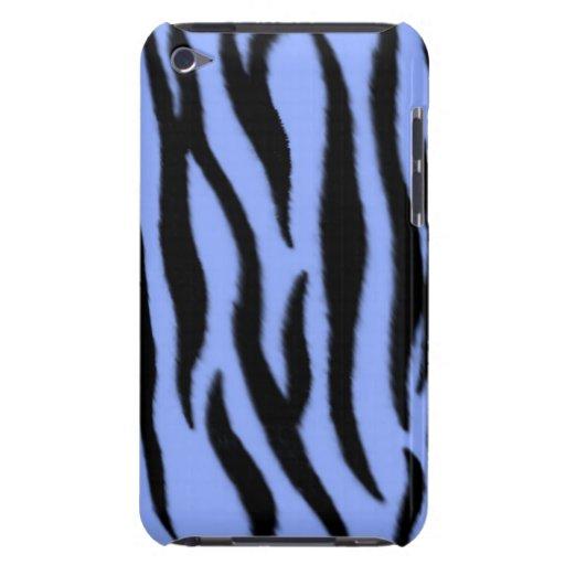 iPod Touch case zebra pattern