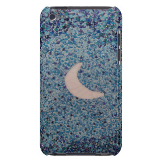 ipod touch casemate blue moon case barely there iPod cases