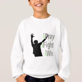 iPray. iFight. iWin. Male Sweatshirt