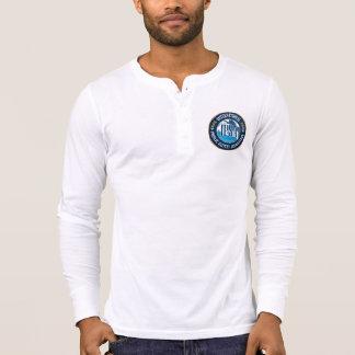 IPSA Men's Long Sleeve Henley T-Shirt