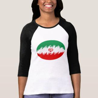Iran Gnarly Flag T-Shirt