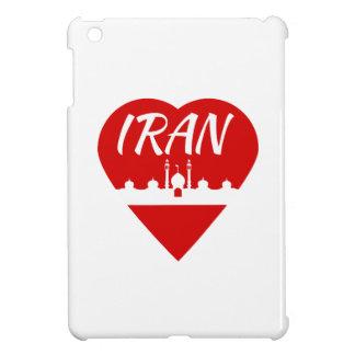 Iran Heart Cover For The iPad Mini