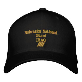 IRAQ 24 MONTH TOUR EMBROIDERED HAT