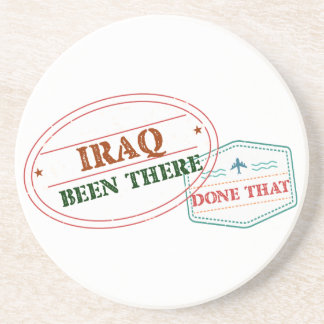Iraq Been There Done That Coaster