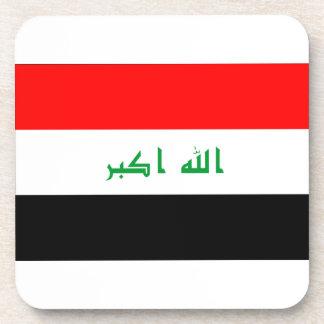 Iraq Flag Coaster