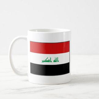 Iraq Flag ~ Map Mug
