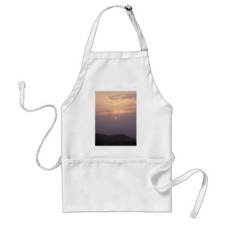Iraq Sunset Standard Apron