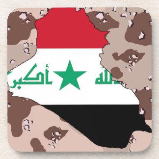 Iraq War Commemorative Coaster