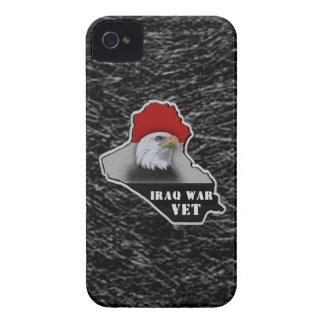 Iraq War Military Veteran iPhone 4 Case-Mate Cases