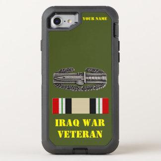 IRAQ WAR VETERAN OtterBox DEFENDER iPhone 8/7 CASE