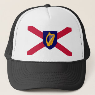 bd91cb145 Ireland Cap - Cross & Harp Shield