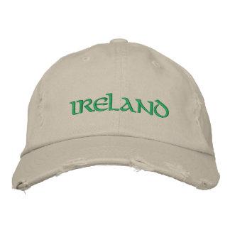 Ireland Embroidered Baseball Cap