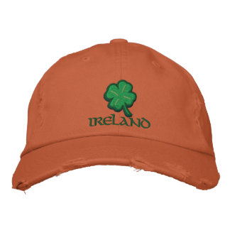 Ireland Embroidered Hats